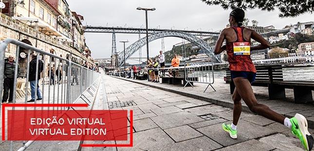 EDP Maratona do Porto este ano é virtual e solidária