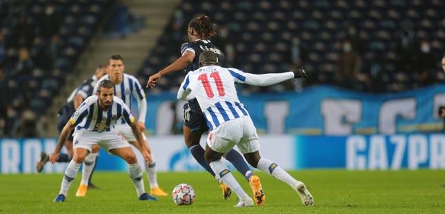 FC Porto vence Olympiacos