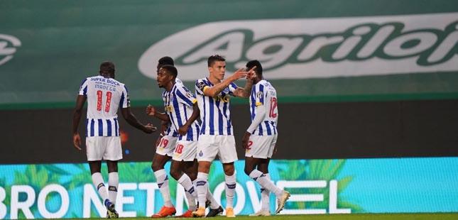 FC Porto empata em Alvalade