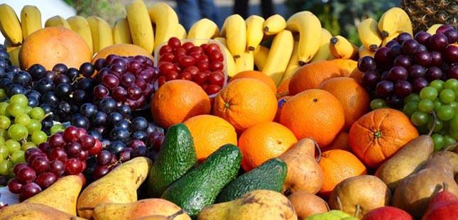 Frutas e legumes que deve consumir na Primavera