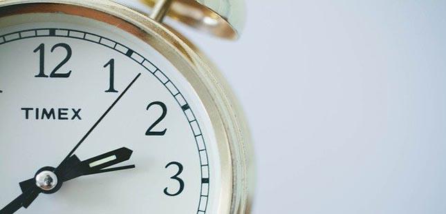 """A importância de fazer uma """"boa gestão do tempo"""""""