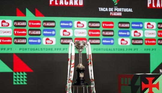 FC Porto já conhece próximo adversário na Taça de Portugal