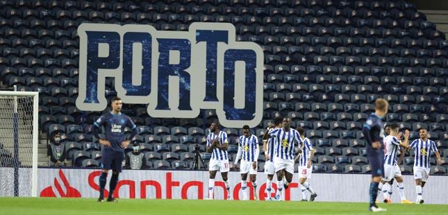 FC Porto vence Marselha na Liga dos Campeões