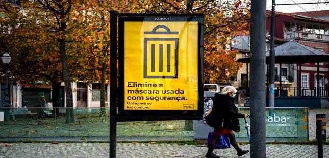 Porto volta a alertar para a importância do cumprimento das medidas preventivas no combate à covid-19