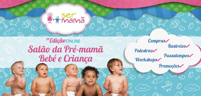 Salão Ser Mamã Online chega em dezembro
