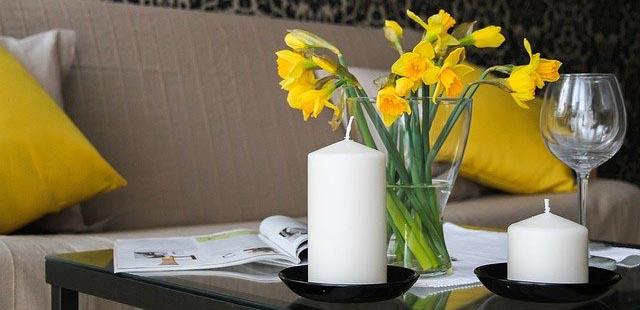 Sabia que as cores das velas têm poder terapêutico?