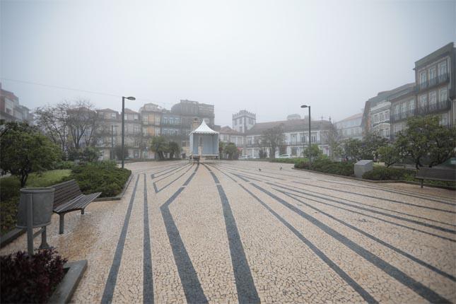 Carlos Alberto, a mais icónica praça do Porto