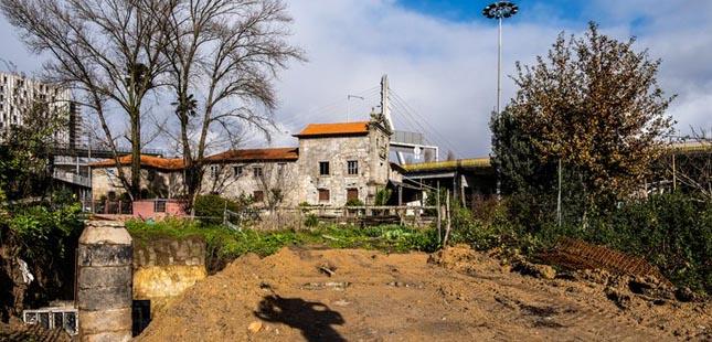 Quinta do Mitra vai ser reabilitada