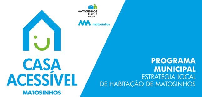 """Matosinhos assina novo protocolo no âmbito do programa """"Matosinhos: Casa Acessível"""""""
