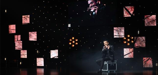 #Conectados: O novo espetáculo de Luís de Matos apresenta-se no Porto