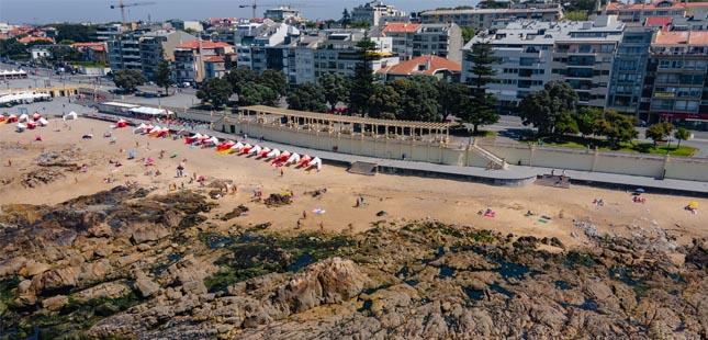 Câmara do Porto vai requalificar Pérgola e varandim da Foz