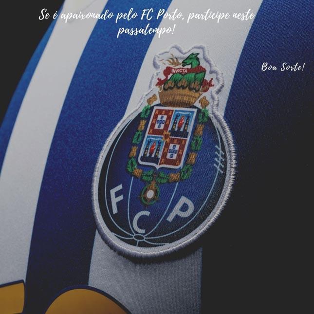 ALERTA NOVO PASSATEMPO Instagram: Camisola FC Porto - XL