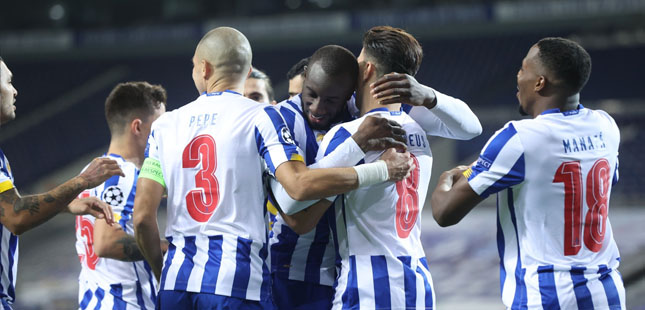 Liga dos Campeões: FC Porto vence Juventus por 2-1