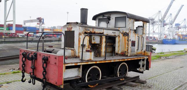 Locomotivas históricas do Porto de Leixões vão ser recuperadas