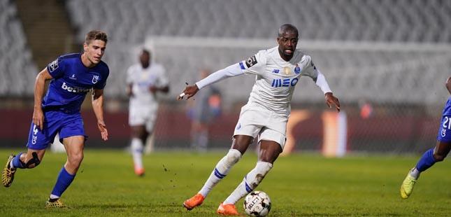 FC Porto empata no Jamor