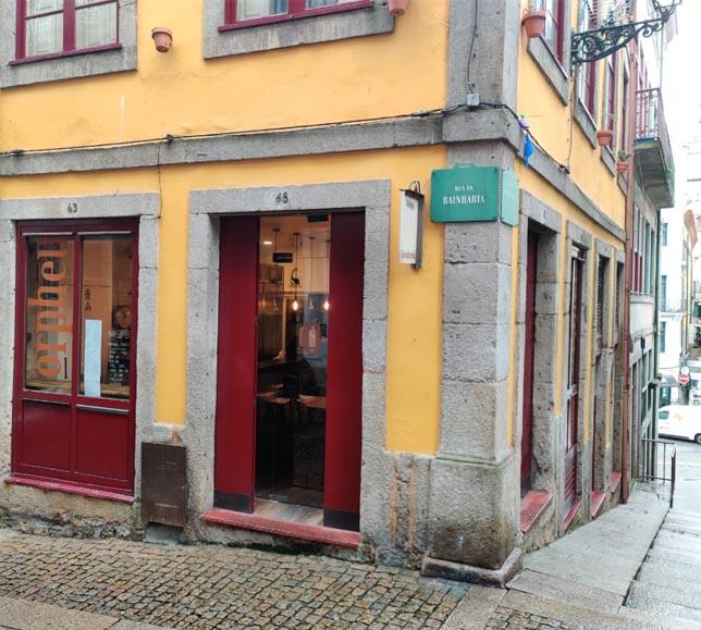 Orpheu Porto