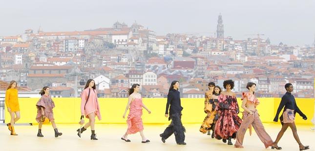 "Portugal Fashion vai decorrer em ""dois takes"""