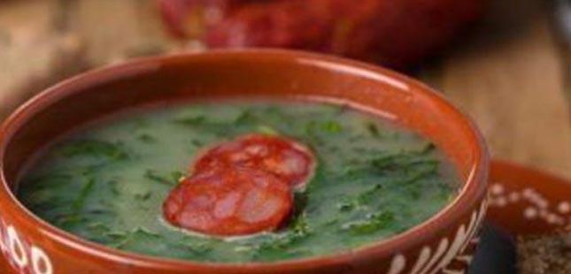 Caldo verde eleito uma das melhores sopas do mundo