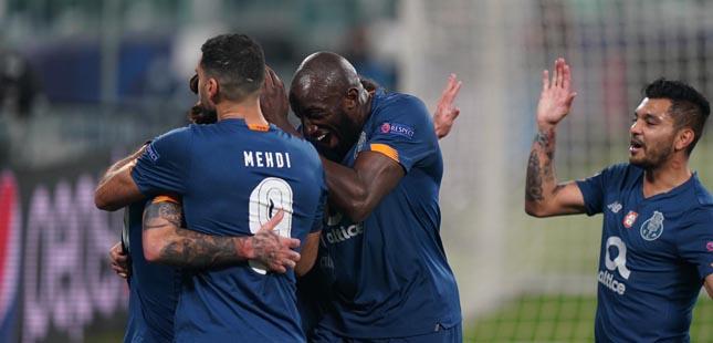 FC Porto está nos quartos de final da Liga dos Campeões