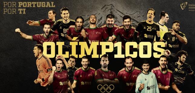 Andebol: Portugal vai aos Jogos Olímpicos de Tóquio
