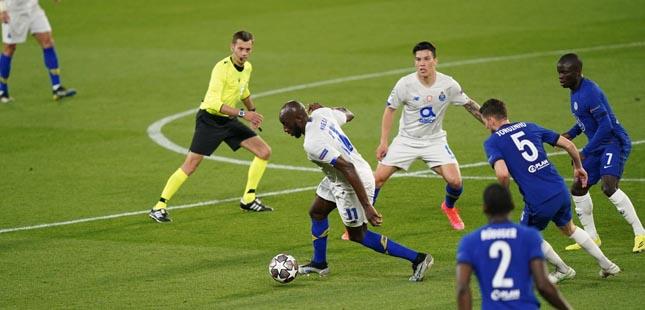 FC Porto fora da Liga dos Campeões