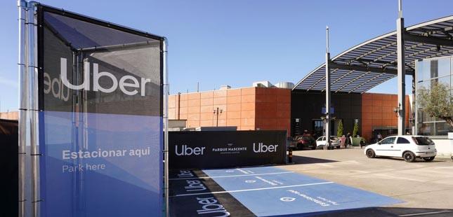 "Parque Nascente e Uber lançam serviço de ""Pick Up Drop Off"""