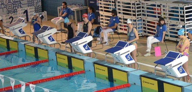 Piscina de Campanhã recebe torneio de natação adaptada