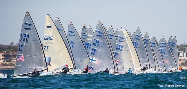 Campeonato do Mundo de Vela disputa-se na Frente Atlântica do Porto de 5 a 12 de maio