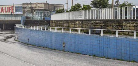 Câmara do Porto está a recuperar azulejos da Praça de Gonçalves Zarco