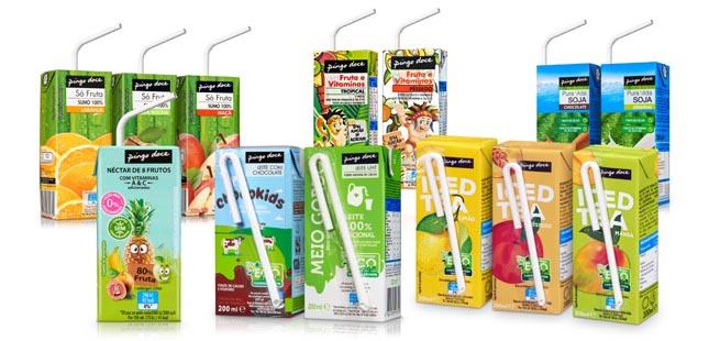 Pingo Doce elimina palhinhas de plástico dos produtos de marca própria