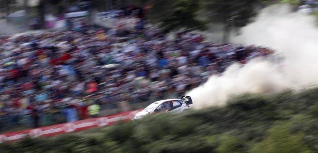Rally de Portugal condiciona trajetos da STCP