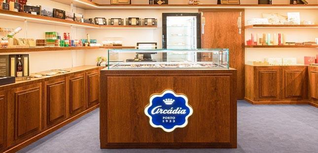 Arcádia abre nova loja no Porto