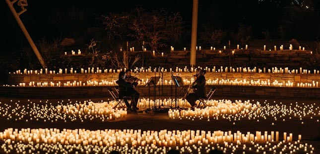 """""""Candlelight"""" anuncia novas datas para o Porto"""