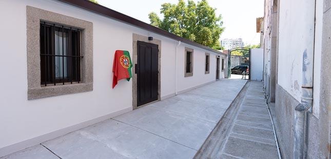 """Matosinhos inaugura """"Casa dos Peregrinos – Prof. António Cunha e Silva"""""""