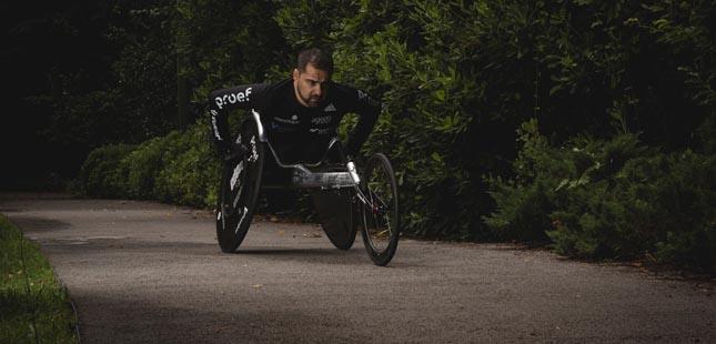 João Correia garante presença nos Jogos Paralímpicos