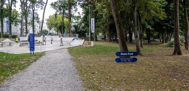 Skate Park de Ramalde será alvo de amplição