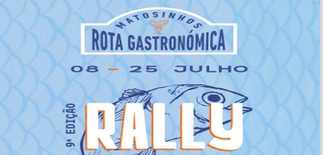 Rally Fish termina já dia 25 julho