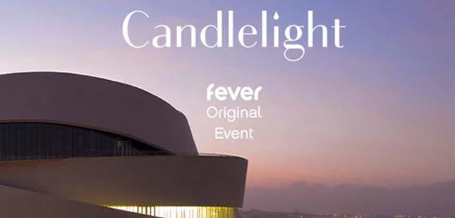 Porto recebe novo concerto à luz das velas