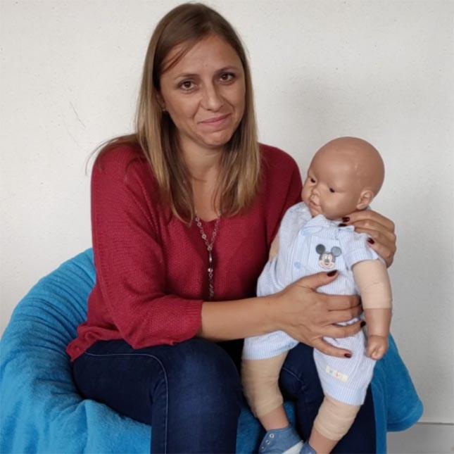 E se o seu bebé se engasgar? Sabe o que fazer?