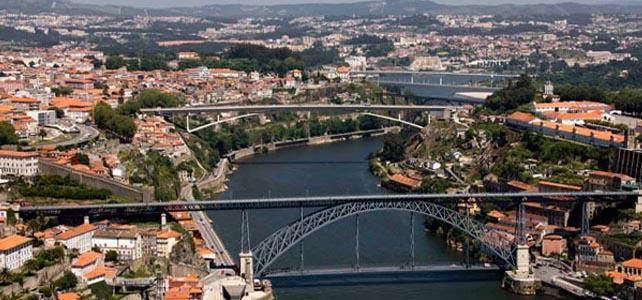 Nova ponte entre Porto e Gaia nasce em 2025