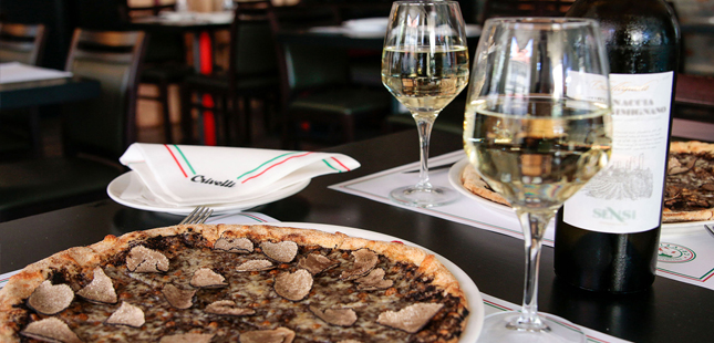 Sergio Crivelli – Ristorante Italiano entre os melhores restaurantes do mundo