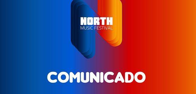 North Music Festival adiado