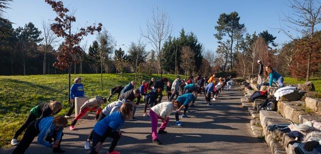 Porto promove caminhadas de grupo todos os domingos