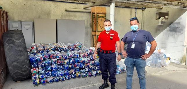 """MatosinhosHabit recolheu 470 quilos de tampas de plástico com """"O Tampinhas"""""""