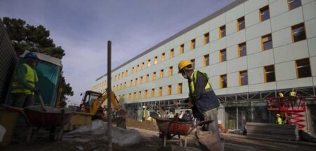 Nova Ala Pediátrica do Hospital de S. João abre portas em novembro